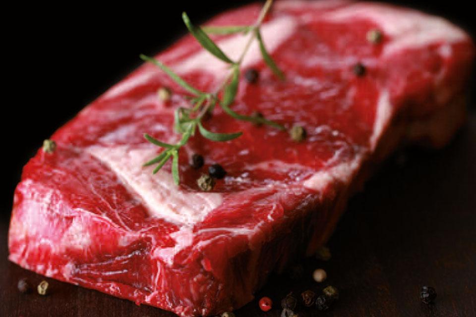 dry-aged Fleisch
