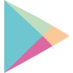 Playstore Icon zum Herunterladen der Ludowig App Fleisch online bestellen